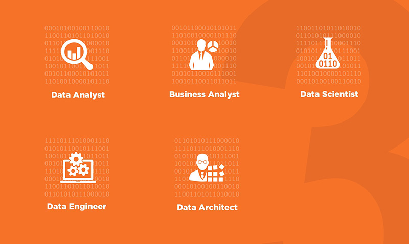 top job roles in data science