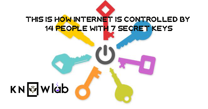keys of the internet