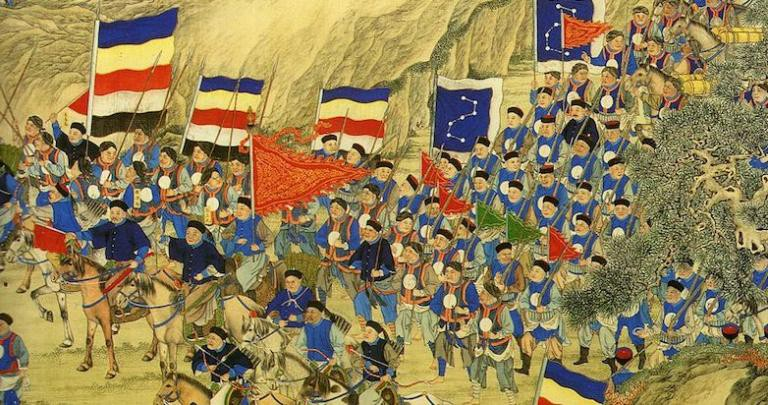 The Suppression of the Taiping Rebellion